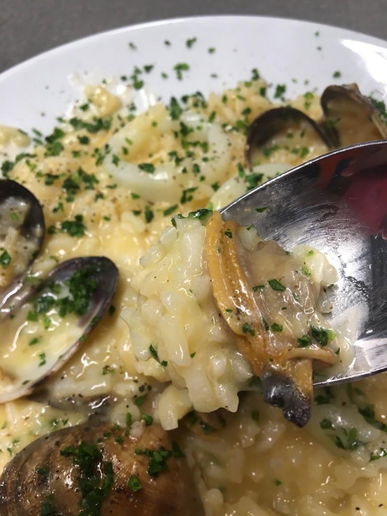 deniz mahsullü risotto nasıl yapılır