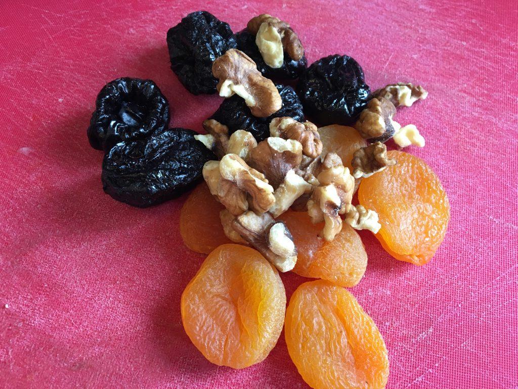 Meyveli kurabiye tarifi