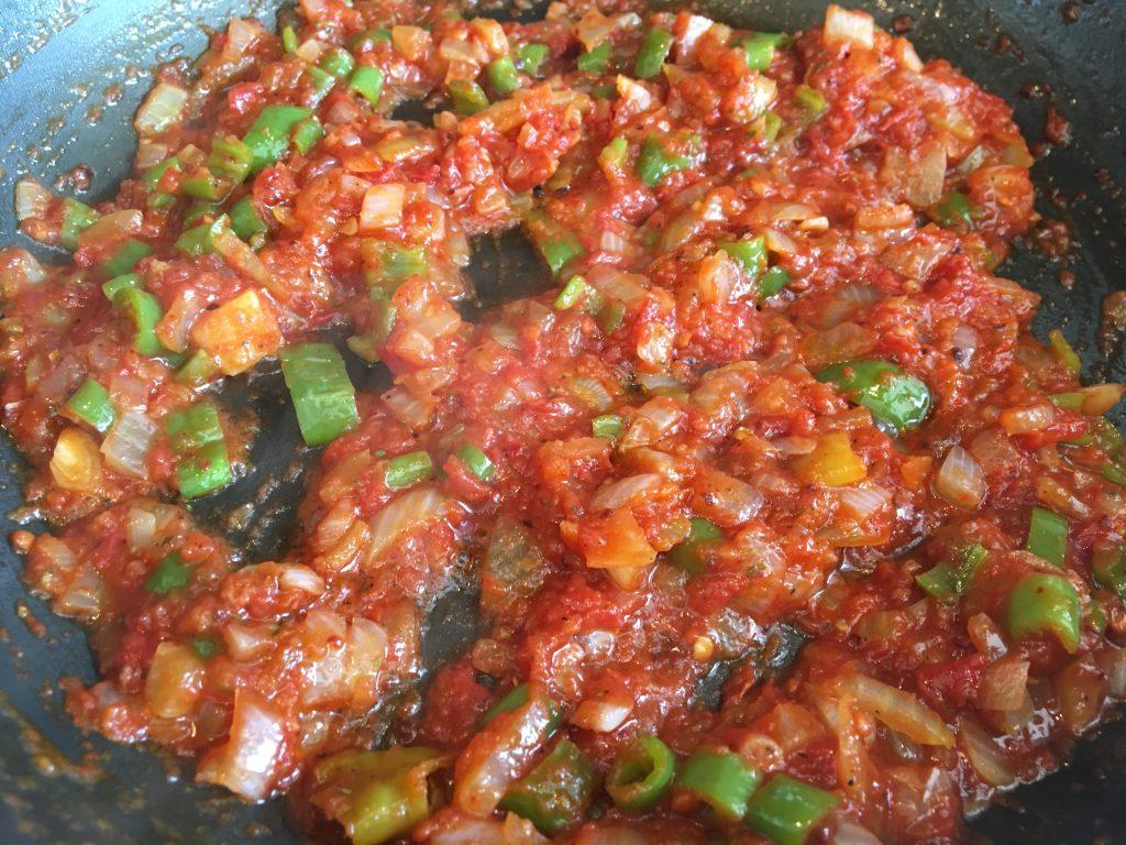 tavuklu sos nasıl yapılır