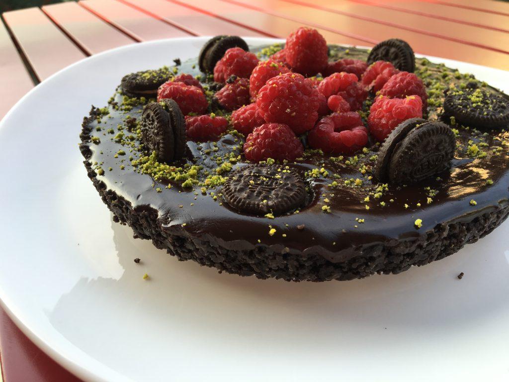 oreolu çikolatalı tatlı tarifi