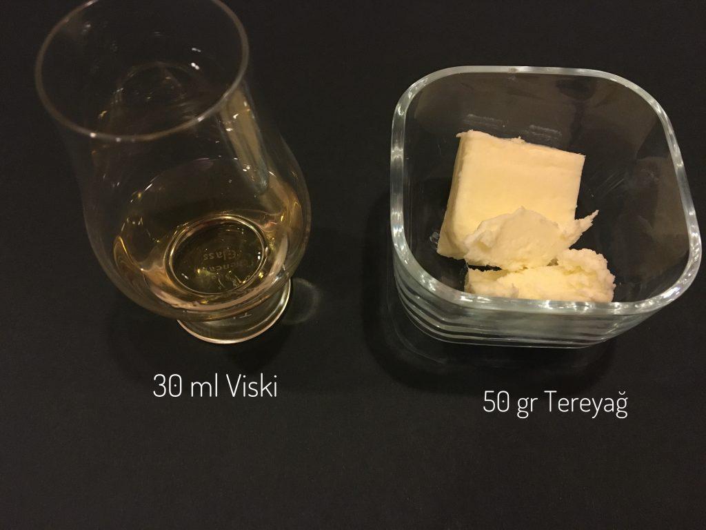 viskili tatlı tarifi