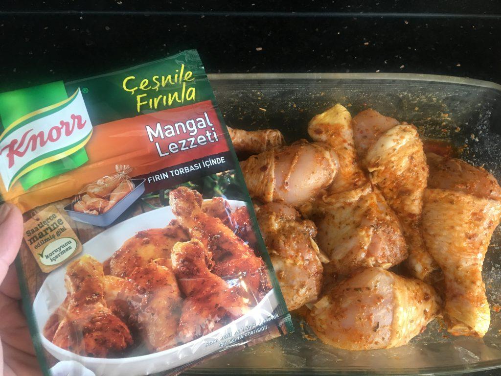 Knorr Mangal lezzeti