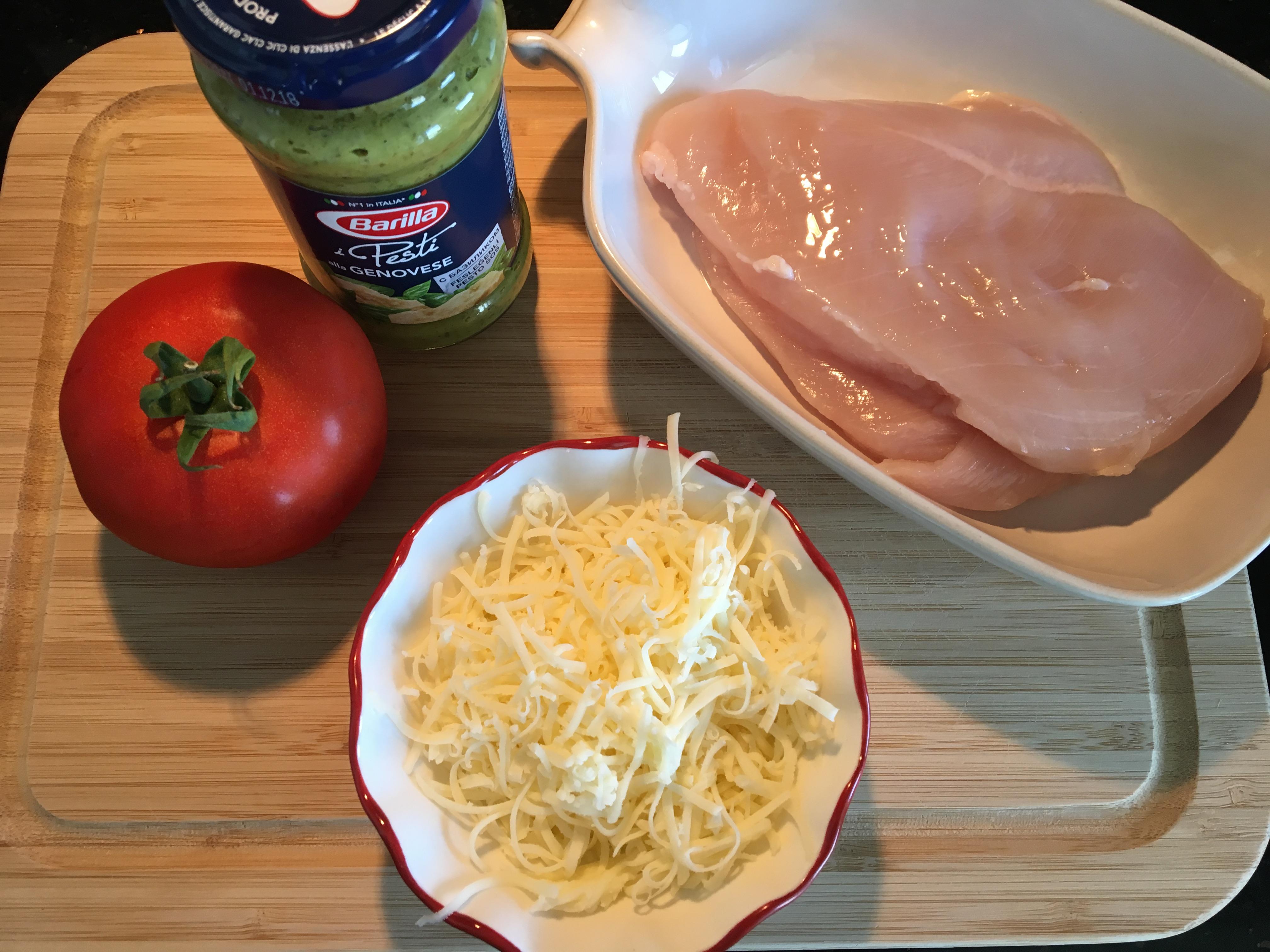 Pesto Sosu Kullanılan Yemekler