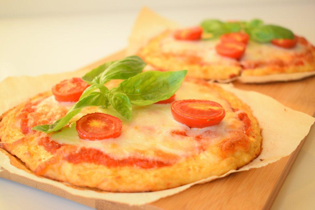 Karnabahar Pizza Tarifi