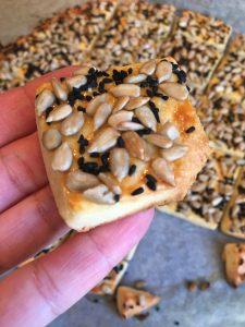 Parmesanlı Kurabiye Tarifi , Nasıl Yapılır ?